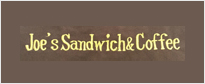 Joe's Sandwich&Coffee